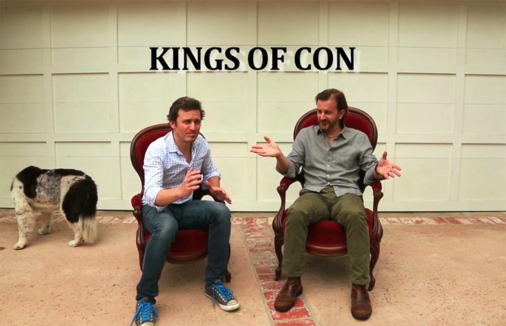 Интервью: актеры Роб Бенедикт и Ричард Спейт о новом сериале King of Con